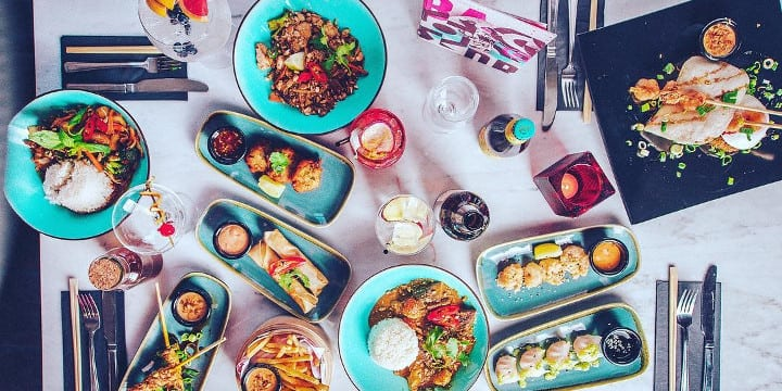 Win £100 Tab to Spend at Bar Soba, Leeds