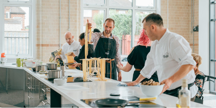 Brush up on your culinary skills this January