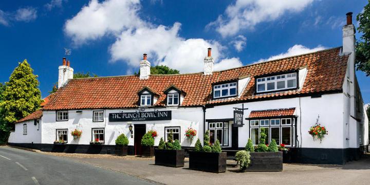 Review: The Punch Bowl Inn, Marton-cum-Grafton