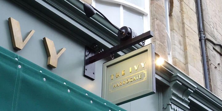 The Ivy Harrogate Review