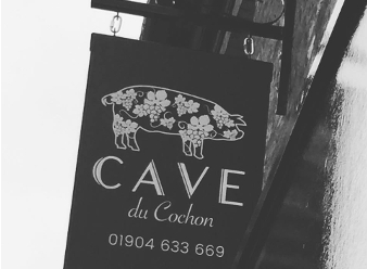 Wine Tasting at Cave Du Cochon