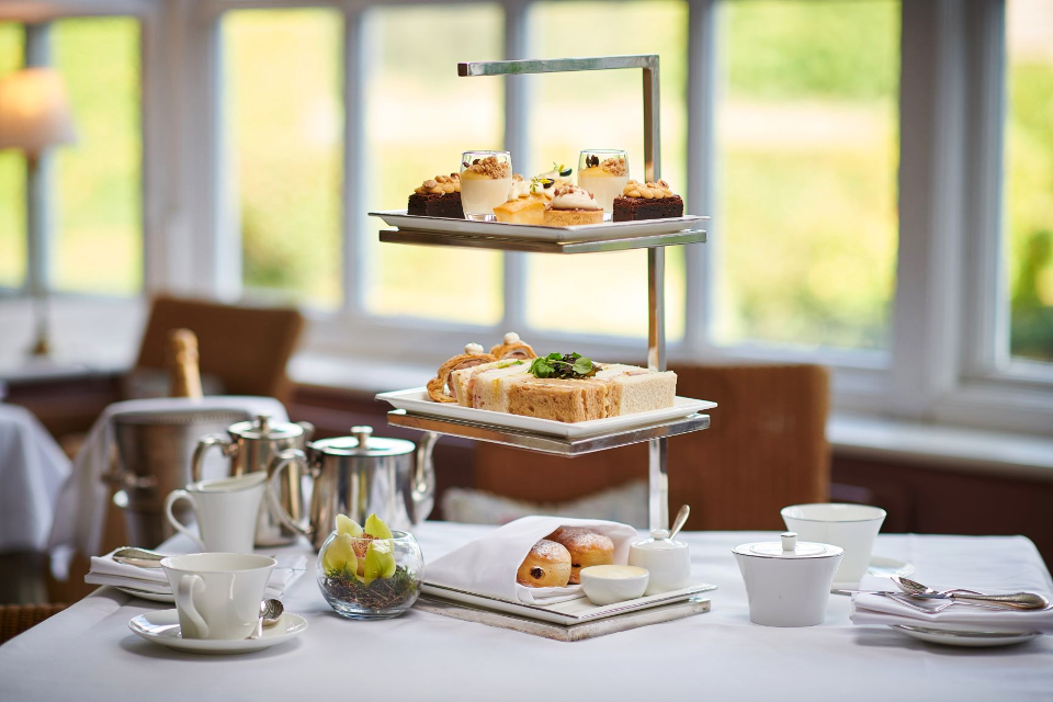 The Devonshire Arms Hotel and Spa - Afternoon Tea