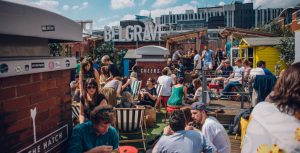 April events yorkshire 2017 Belgrave Feast Leeds
