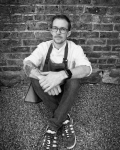 Murray Wilson - Horto Head Chef 10bw