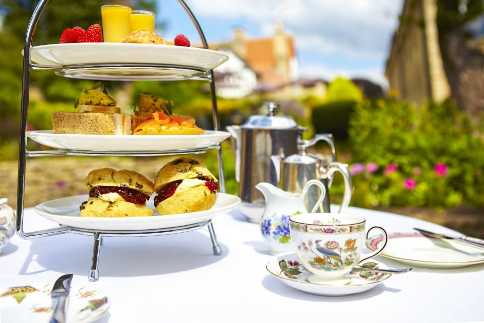 Black Swan Helmsley Afternoon Tea Offer