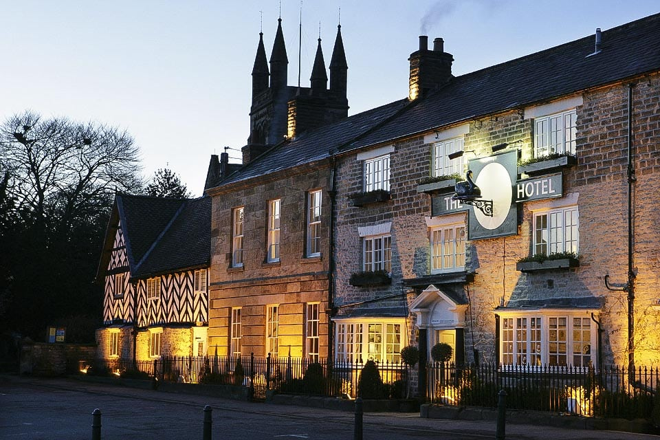 The Black Swan Helmsley Hotel Exterior Boutique Hotel in Yorkshire