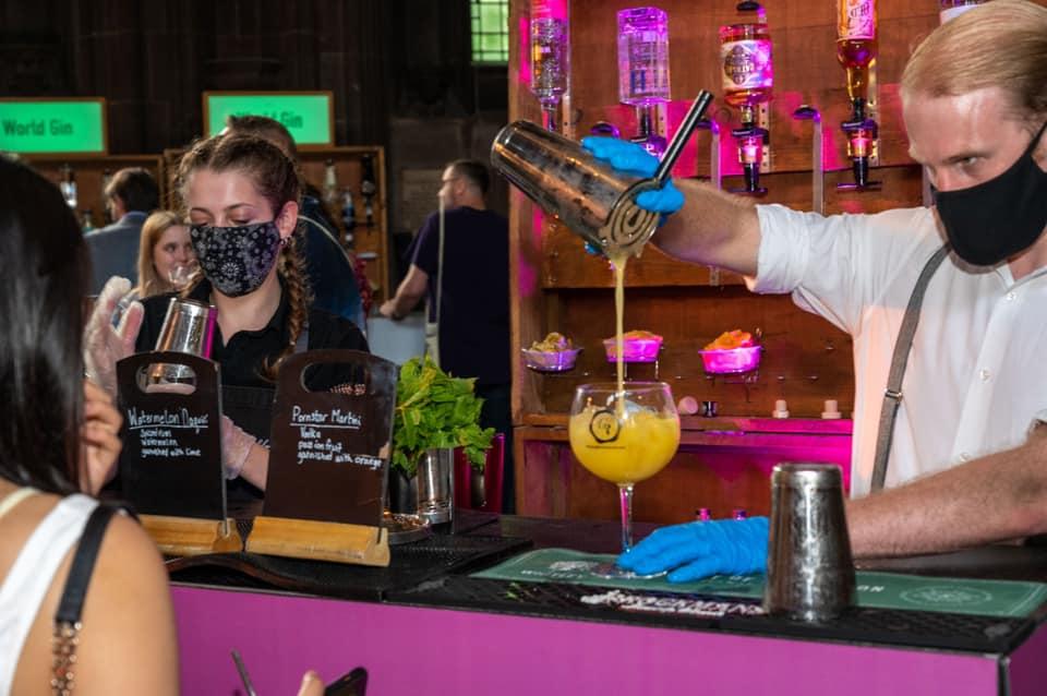 Gin and rum festival - york food festival