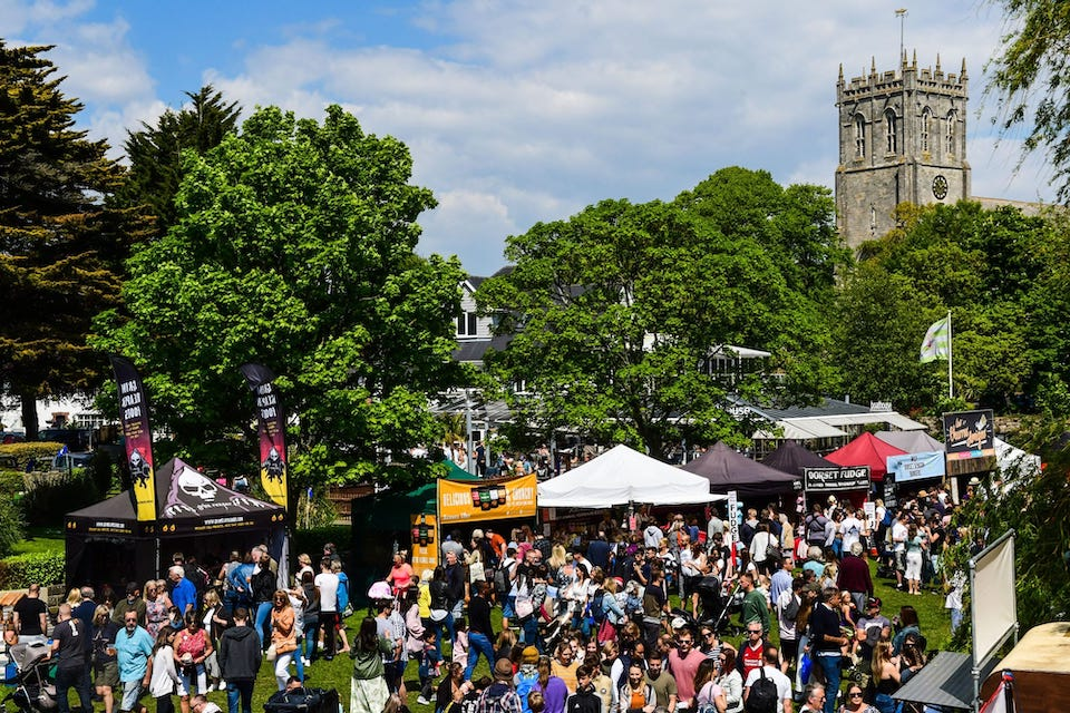York food Festival - Crowd