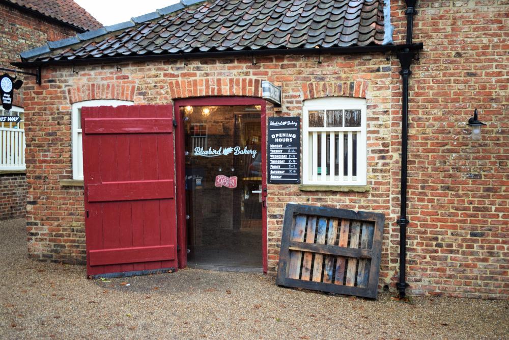 malton food tour blue bird bakery talbot yard