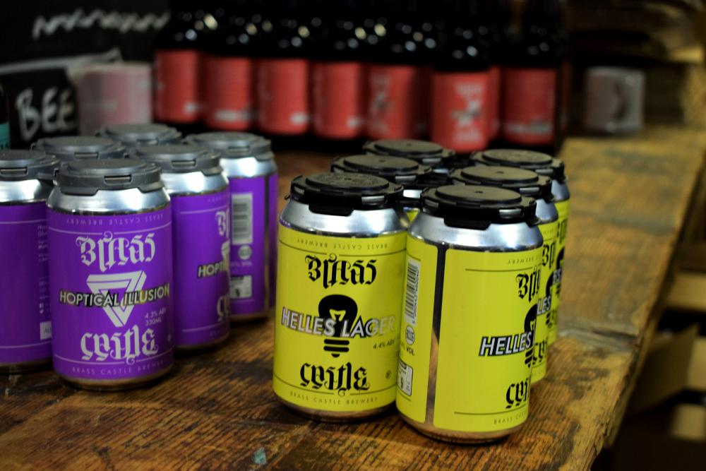 malton food tour brass castle brewery 2