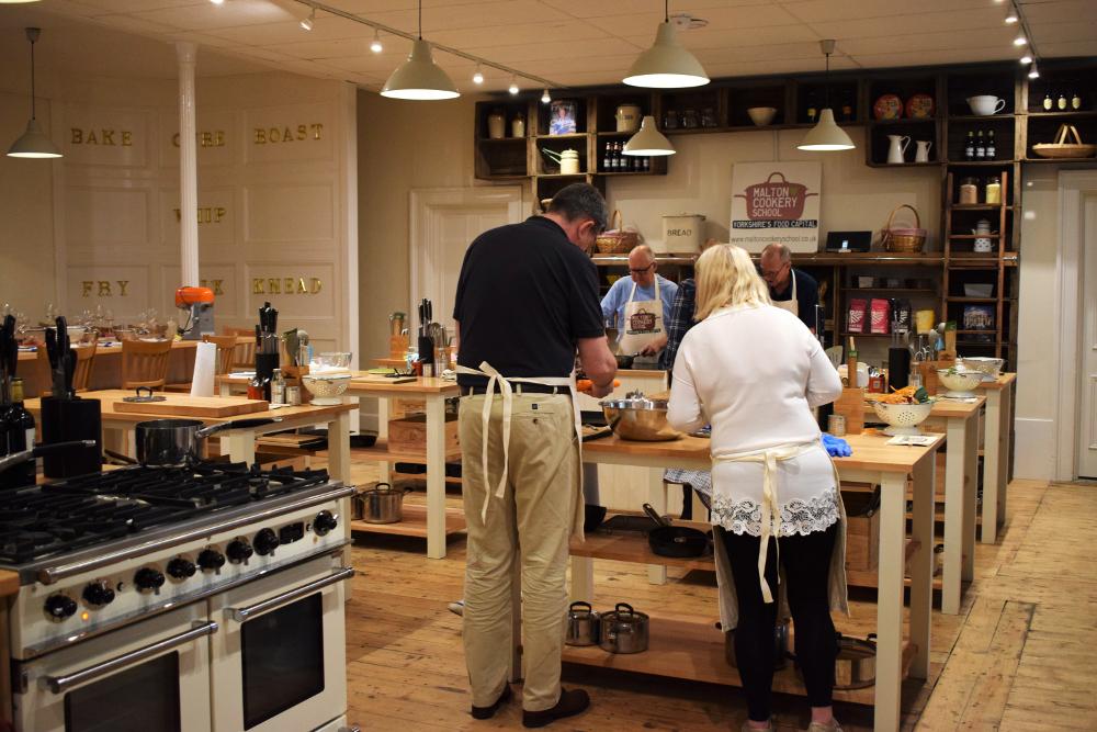 malton cookery school malton food tour