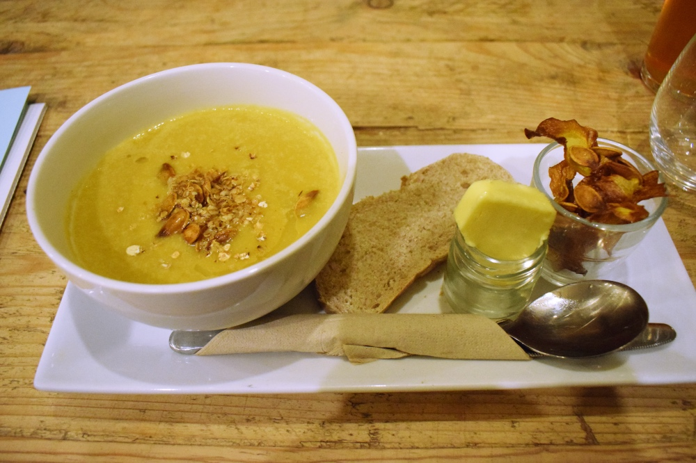 Epicure Bar Kitchen Showcase Their Seasonal Evening Menu Yorkshire Fo