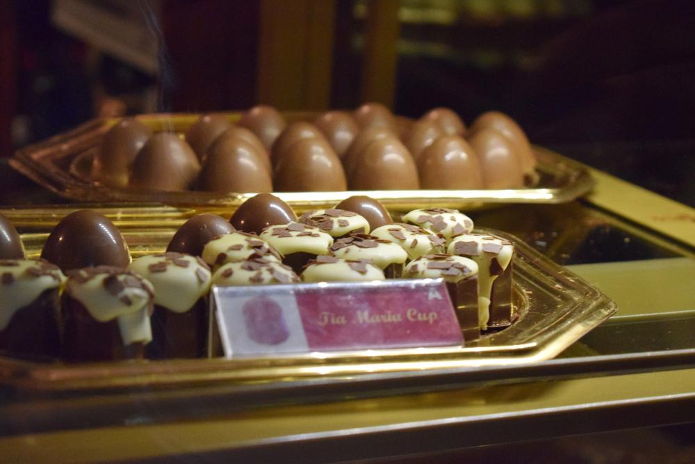 mennels chocolates malton food tour 3
