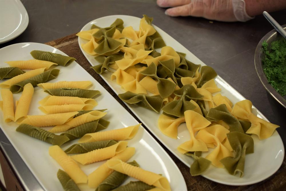 Passione Della Pasta fresh pasta malton food tour talbot yard 2