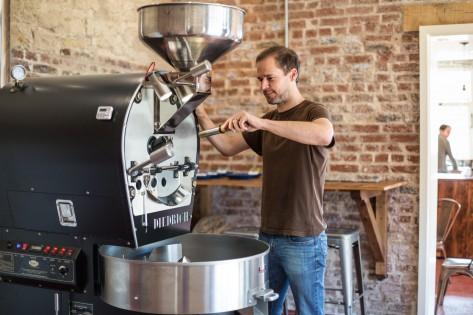 roost coffee malton food tour talbot yard 2