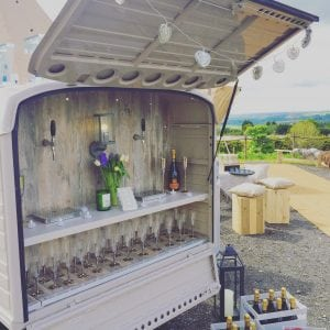 fizz and flute - mobile bar - prosecco bar - event hire