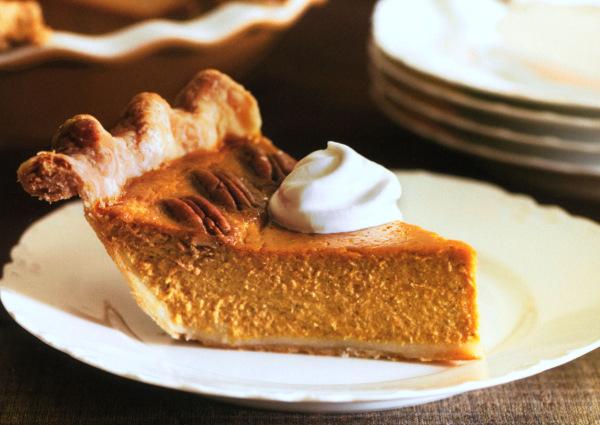 Thanksgiving BBQ Collective Sheffield Recipe Pumpkin Pie
