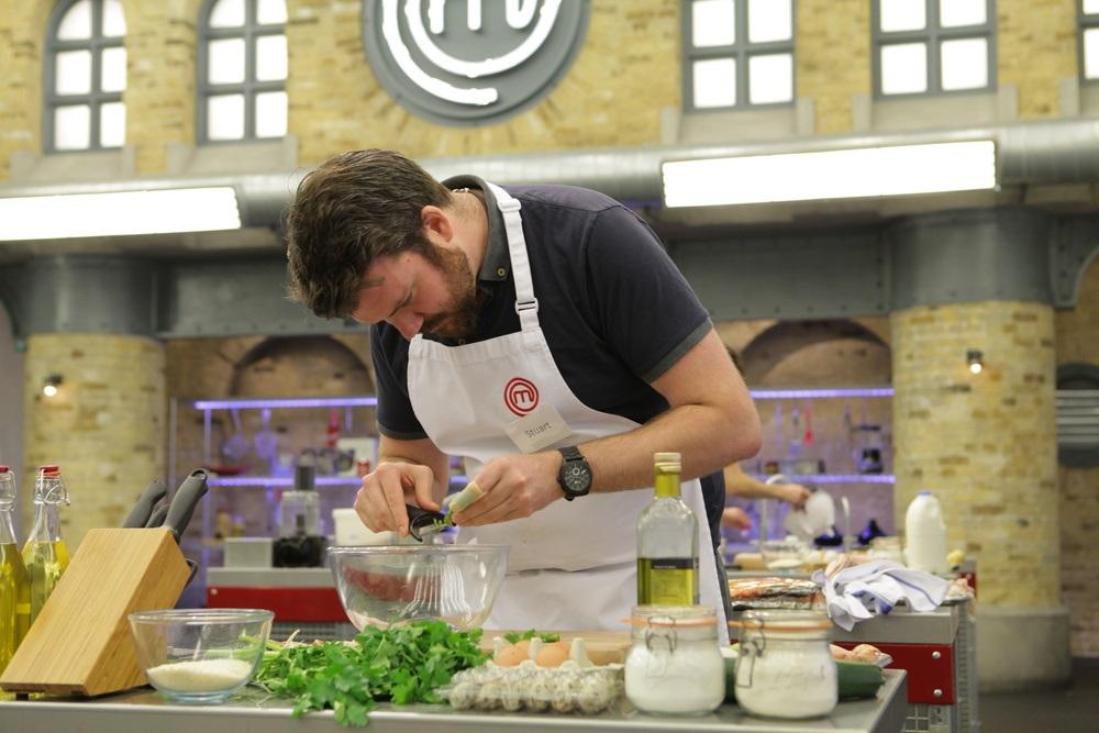 Stuart Archer Culinary Chemist MasterChef Private Dining