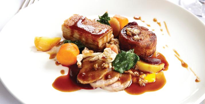 Talbot Hotel Malton Yorkshire Restaurant Yorkshire Food GuideYorkshire Food