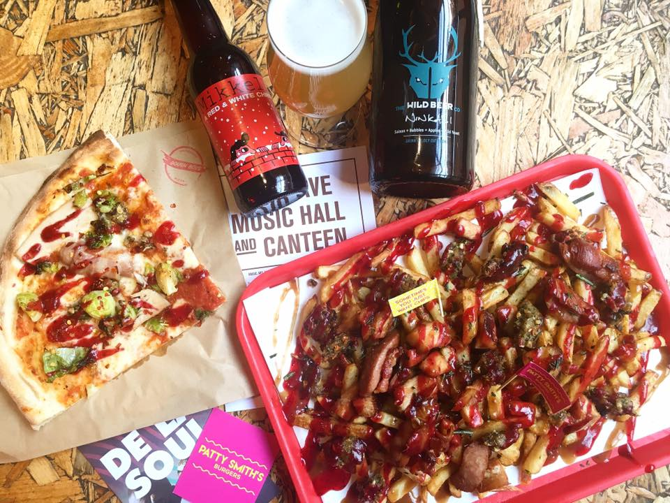 Foodie Hot Spots Around Welcome To Leeds Trail Of Light