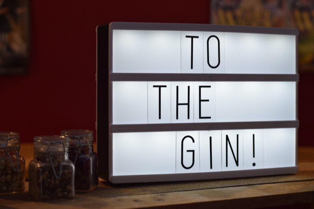 Gin Festival York review