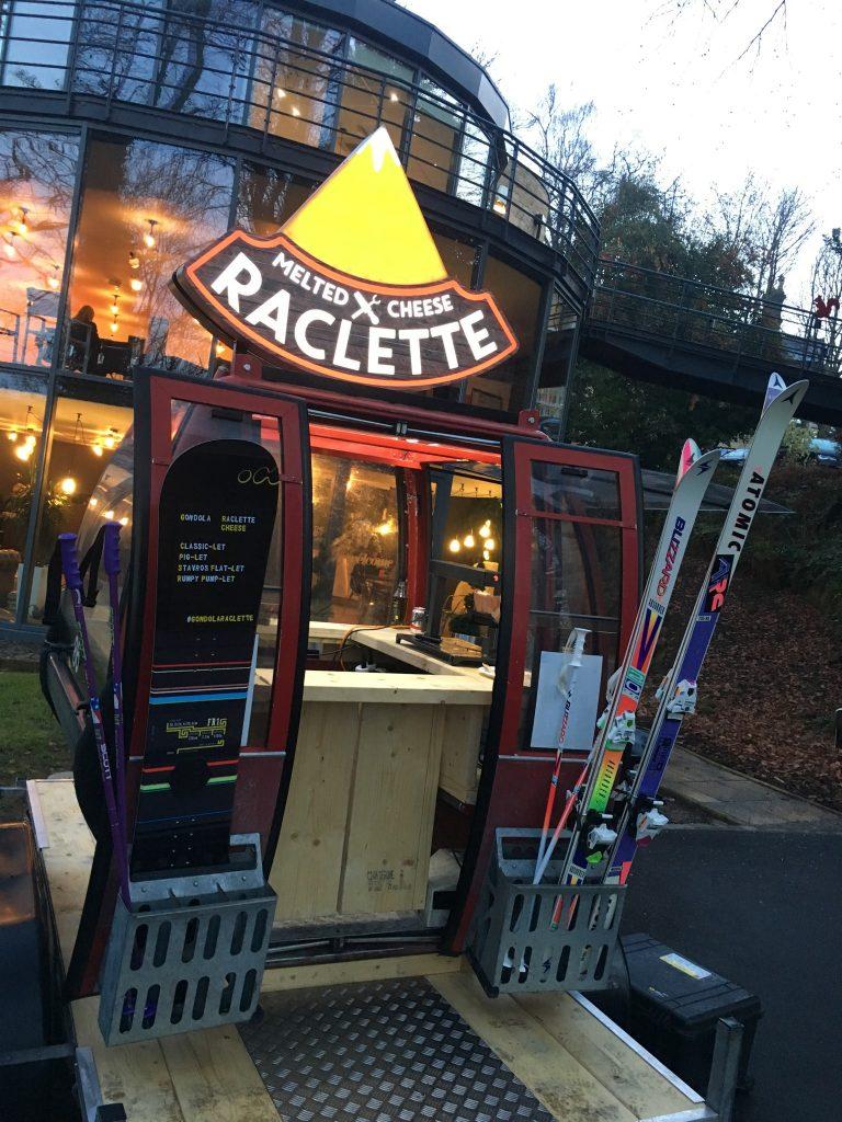 Gondola Raclette Channel 4 Hidden Restaurants