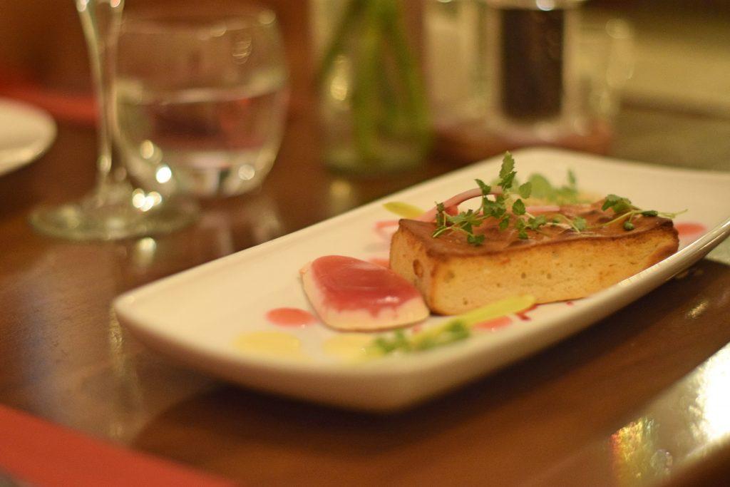 Rising Sun Inn Sheffield Review Fulwood Road dessert