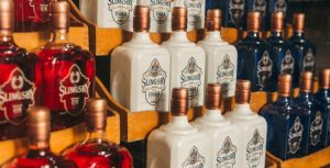 April events yorkshire 2017 Gin Tasting Slingsby