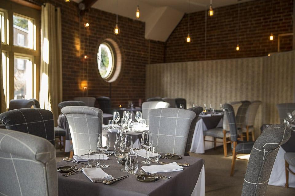 Rafters Restaurant Sheffield Interior