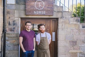 Norse Harrogate new restaurant Paul Rawlinson