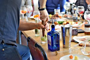 Slingsby Harrogate Gin Tasting Experience Review