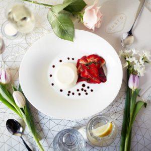 Gusto Leeds Review Dessert
