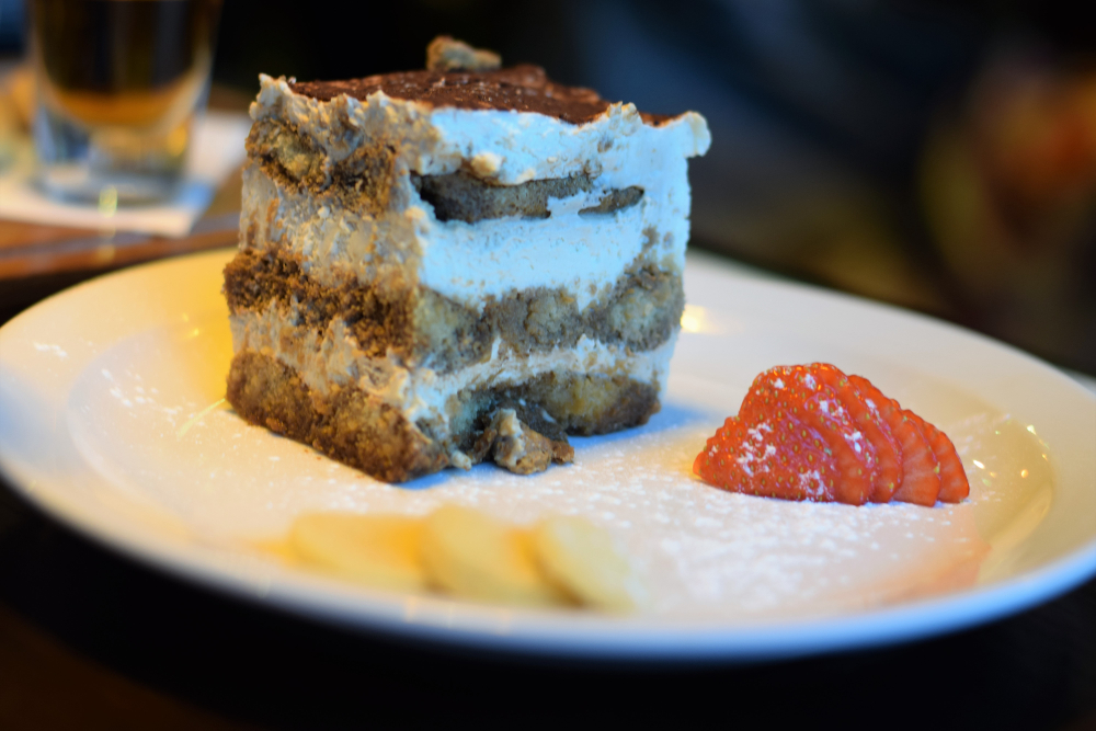 Salvo's Headingley Review - Leeds Italian Restaurants - Best Yorkshire Restaurants - tiramisu