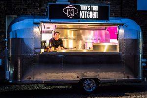 Tikk's Thai Kitchen Newby Hall Street Food Festival 2
