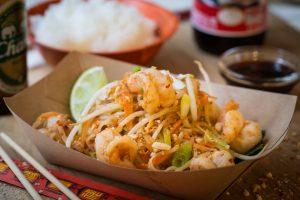 Tikk's Thai Kitchen Newby Hall Street Food Festival