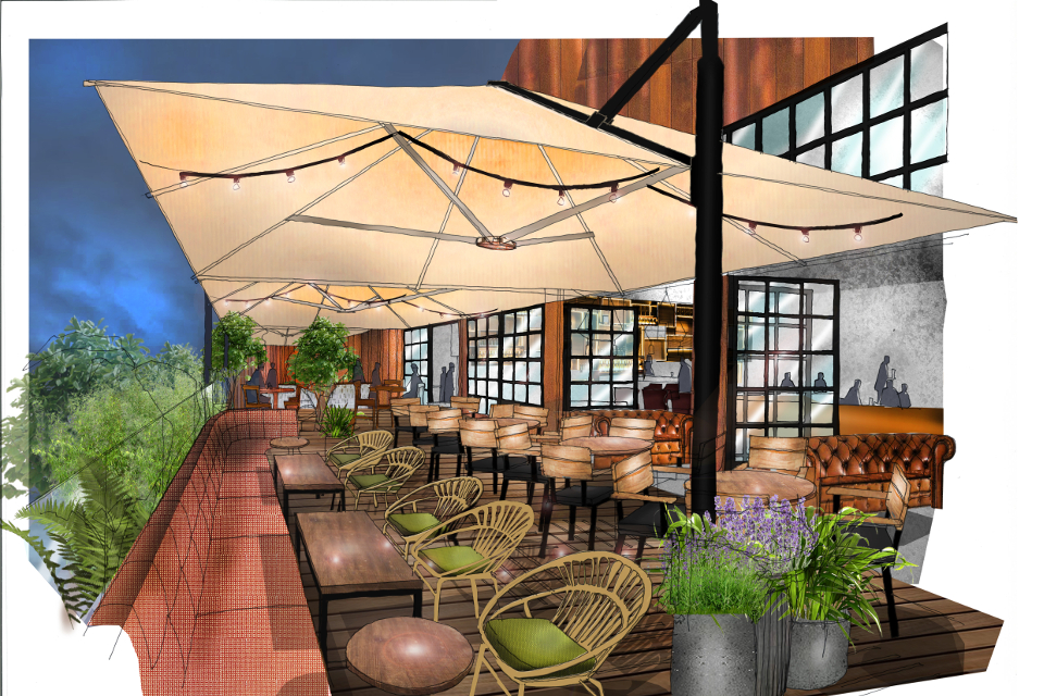 East 59th Leeds Grill Rooftop Restaurant 4
