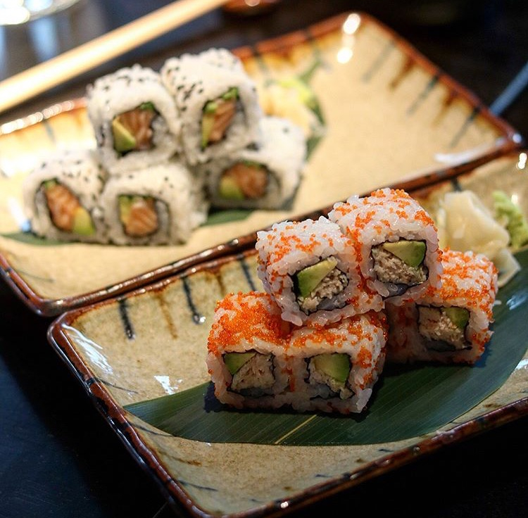 Issho Leeds Review Sushi