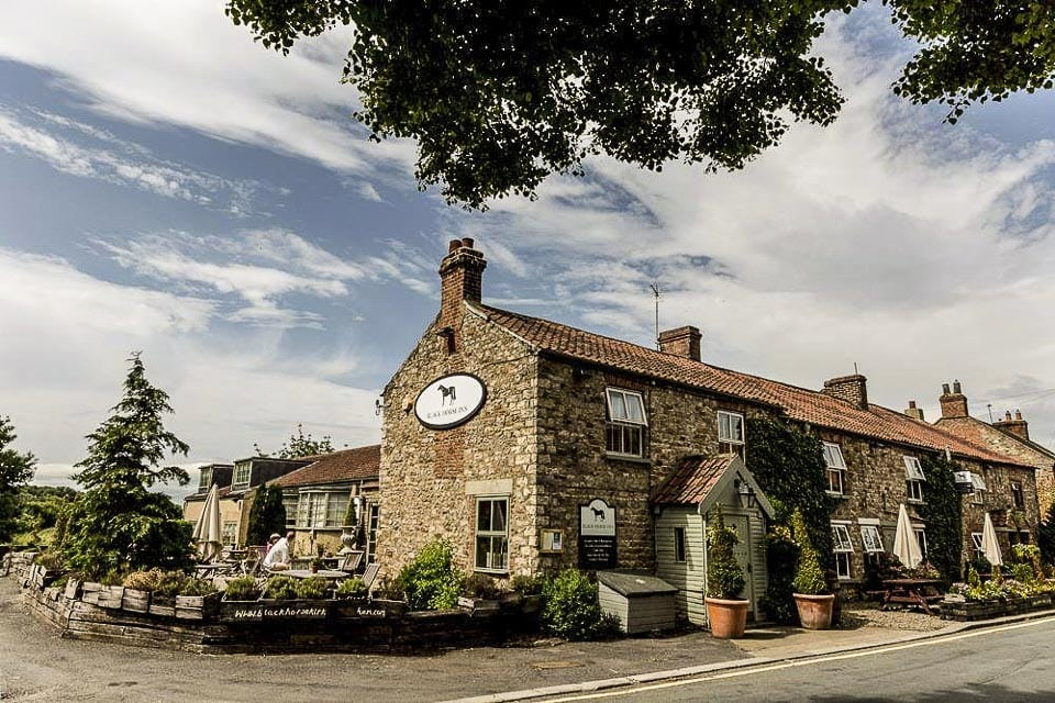 Black Horse Inn at Kirkby Fleetham Boutique Hotel