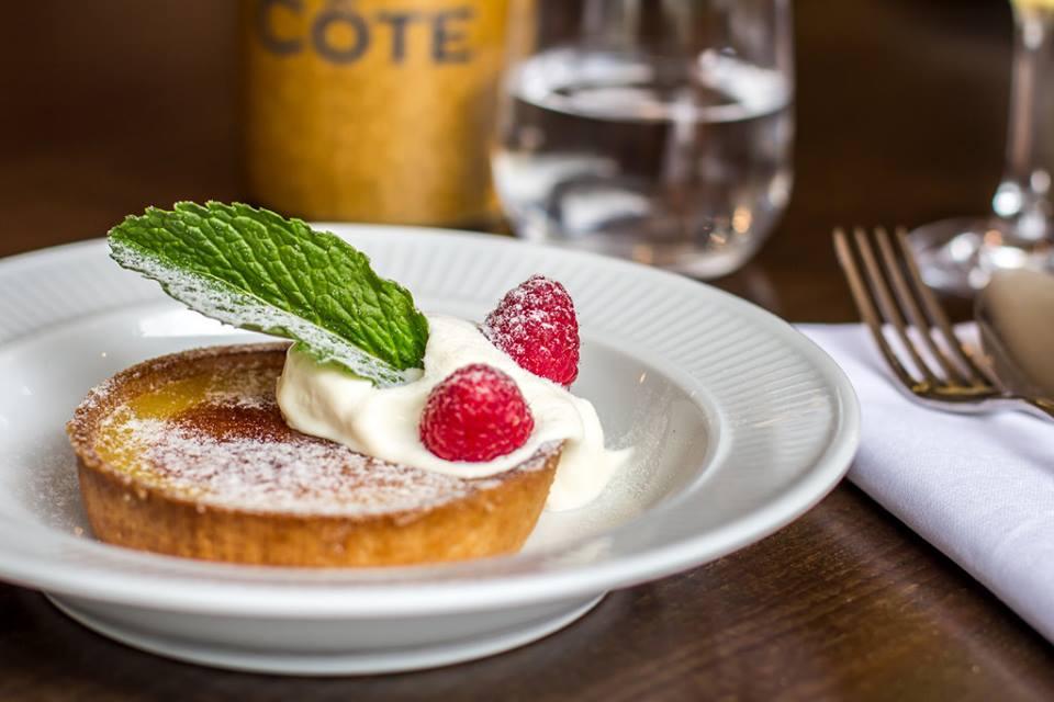 French restaurant Leeds Cote Brasserie