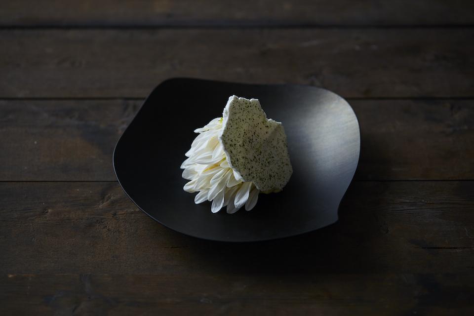 HOME restaurant Leeds - white desert