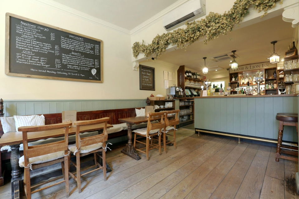 Lamb & Lion York Review - York Best Restaurants