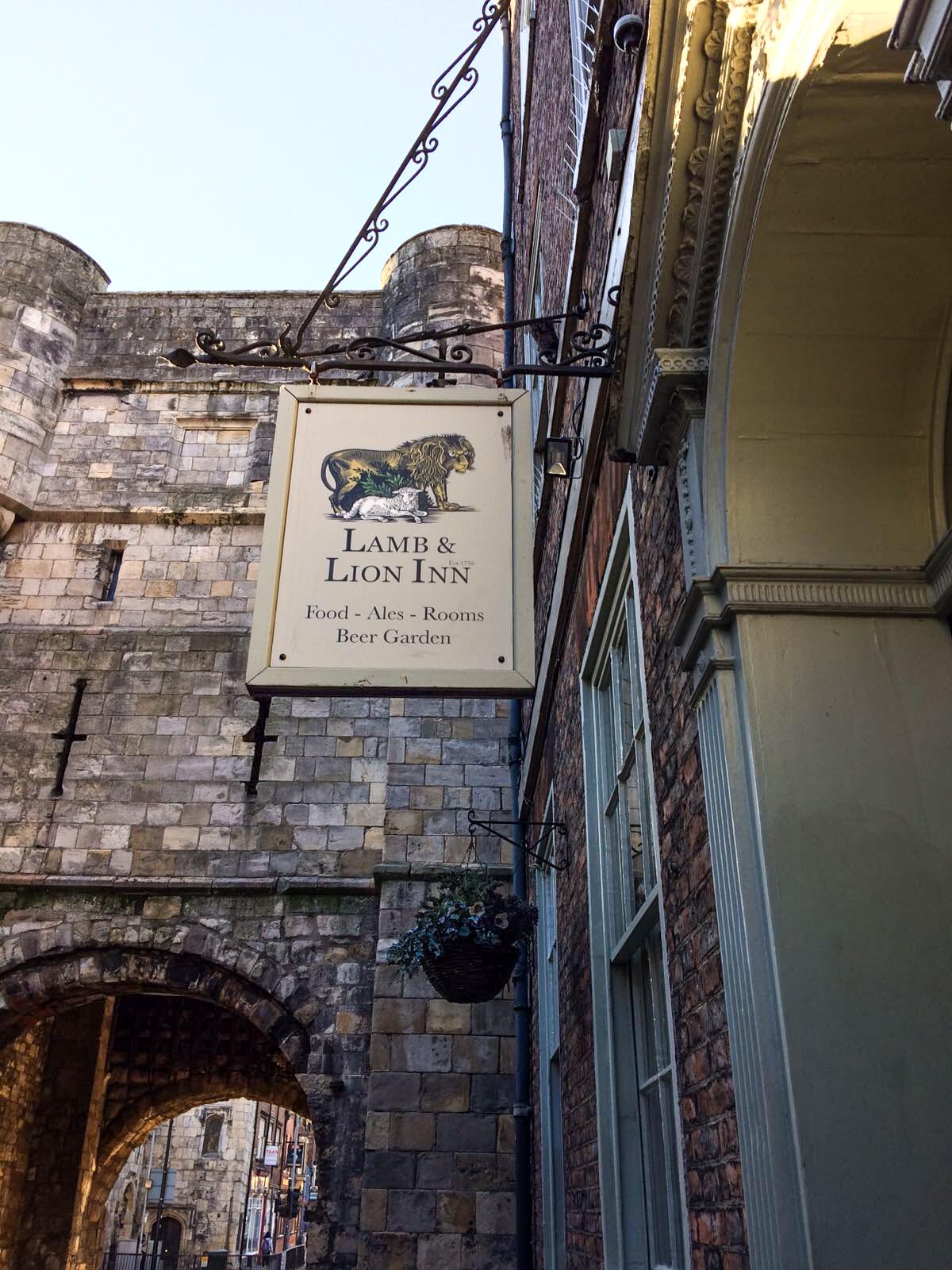 Lamb & Lion York Review