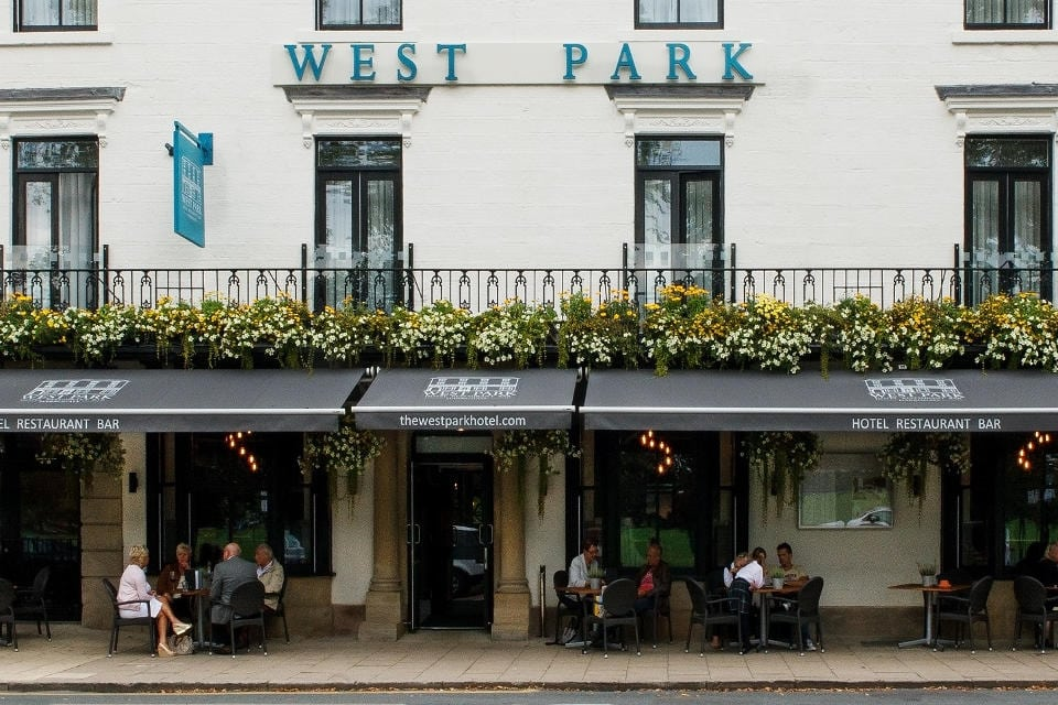 West Park Hotel Harrogate Restaurant