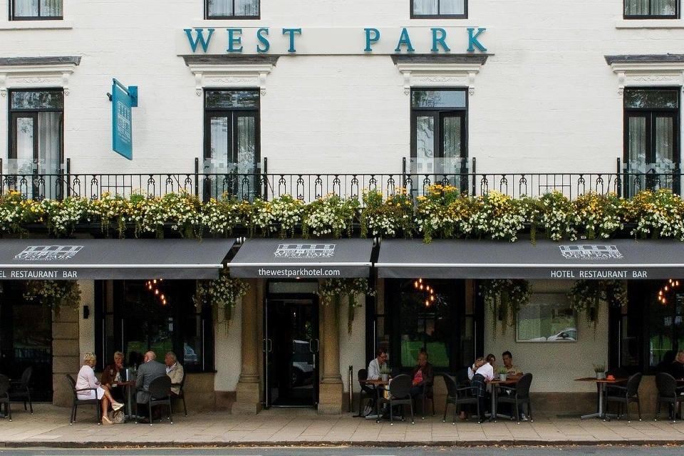 West Park Hotel Harrogate Restaurant