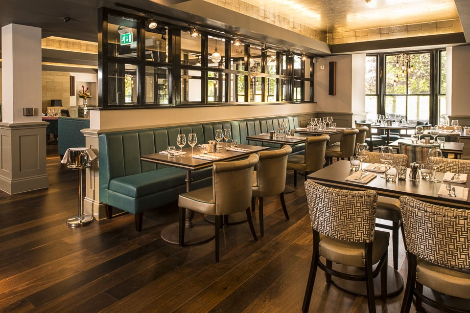 The West Park Hotel Harrogate Review - Restaurant Interior