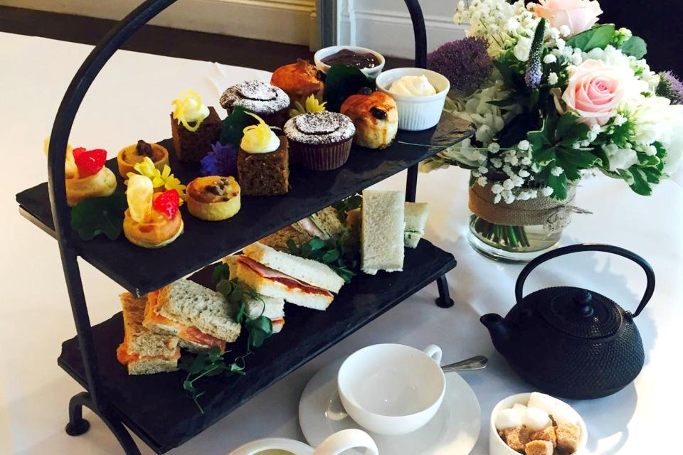 Afternoon Tea Week West Park Hotel Afternoon Tea - Best Afternoon Tea Yorkshire