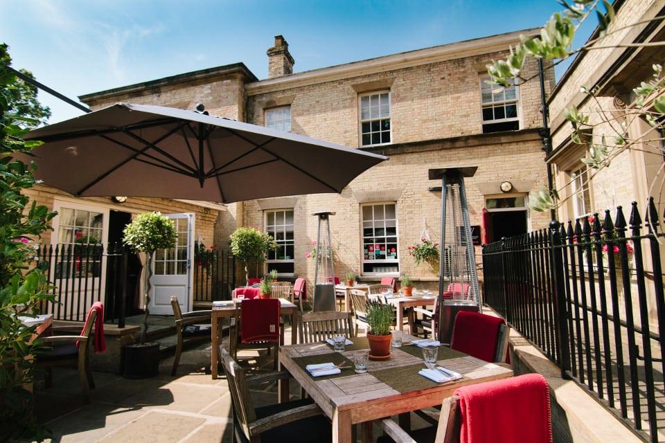 Westwood Restaurant Beverley