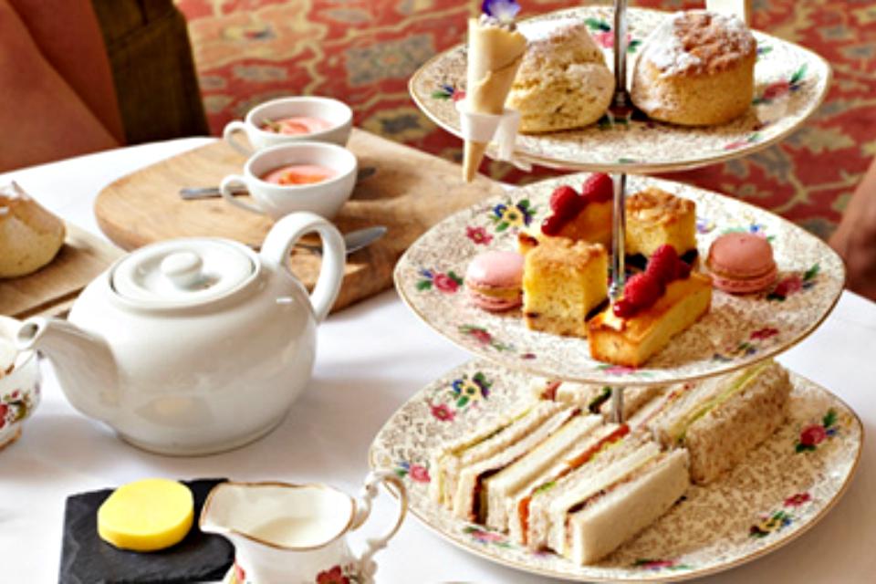 Afternoon Tea Week Talbot Malton - Best Afternoon Tea Yorkshire