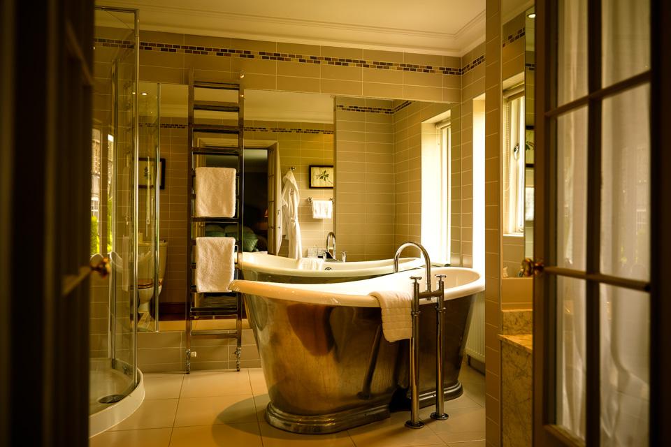 Devonshire Arms Bolton Abbey Bathroom