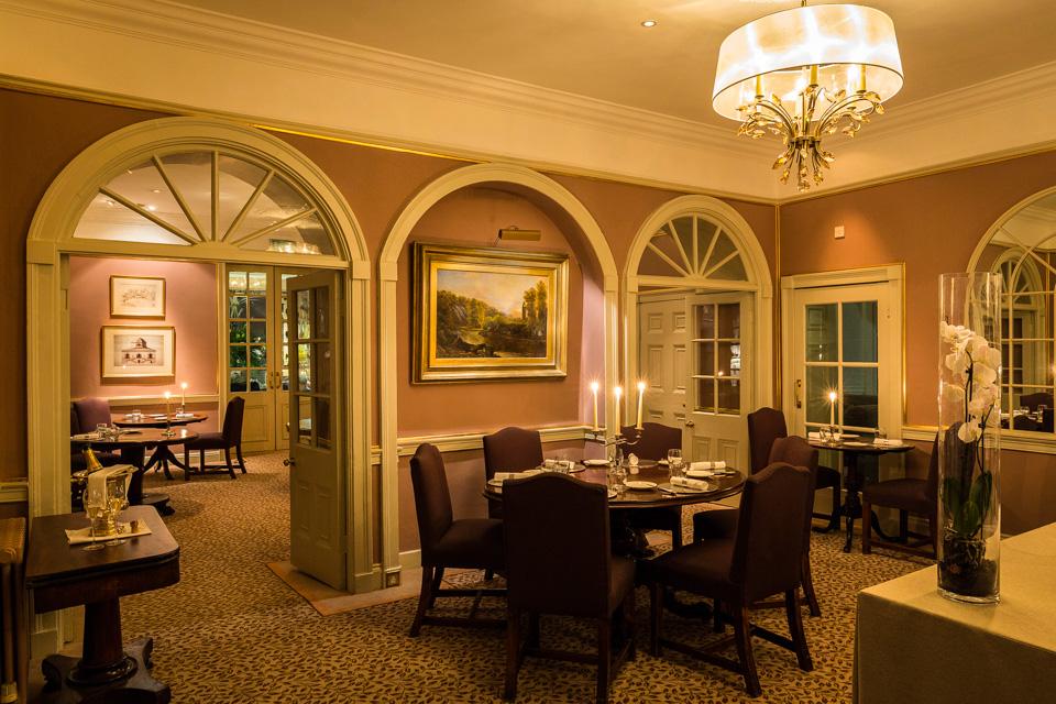Devonshire Arms Bolton Abbey Burlington Restaurant